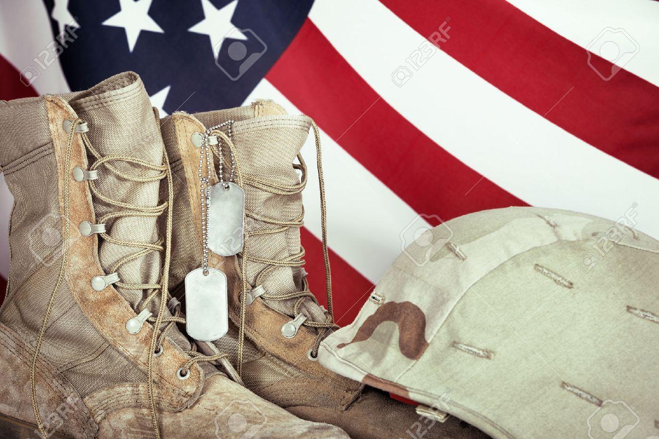 veterans boots photo
